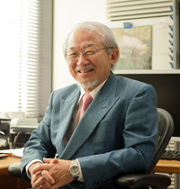 柳沢幸雄先生